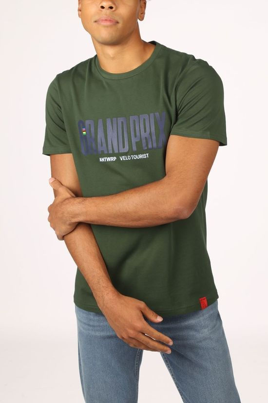 Antwrp T-Shirt 2002-Bts002 dark green