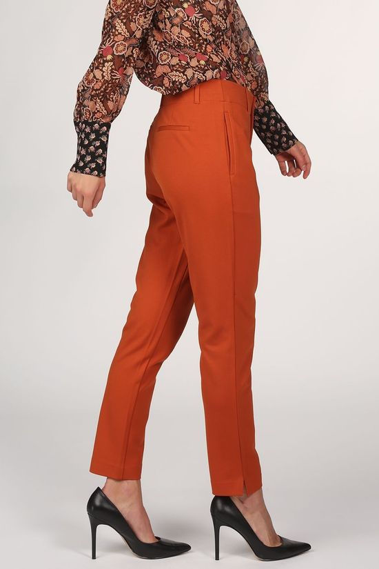 Maison Scotch Pantalon 159057 Rouille