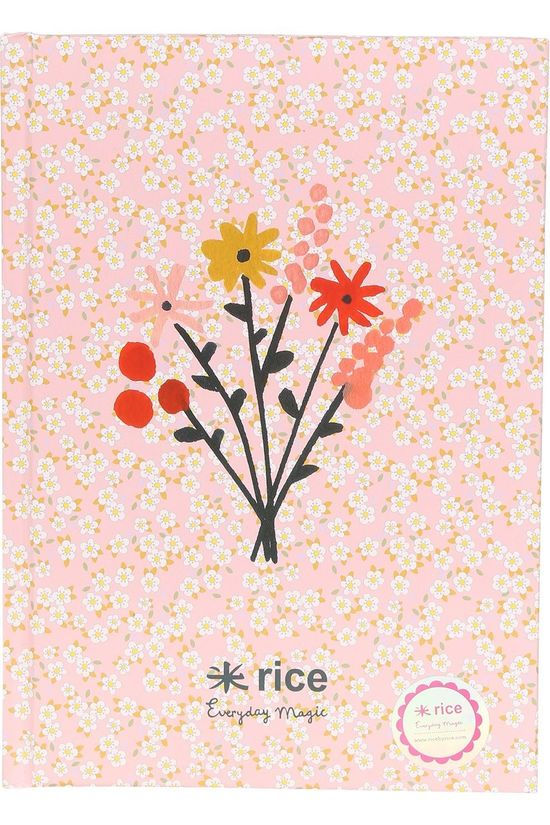 Rice Notebook A5 Geen kleur / Transparant