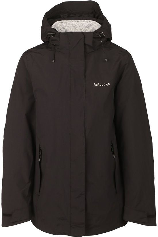 Ayacucho Coat Sherwood 3In1 black