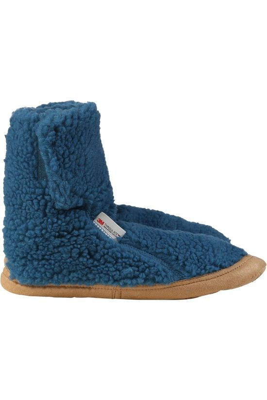 Ayacucho Slippers Technowool Slof blue