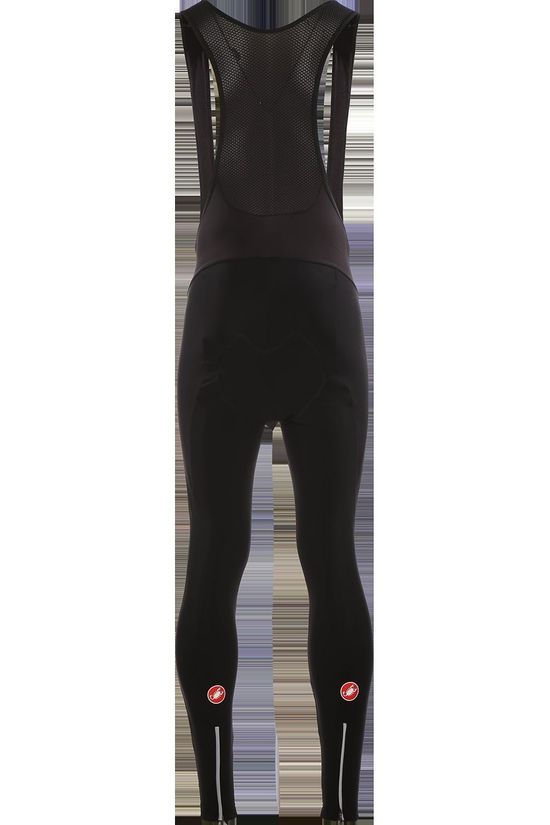 Castelli Trousers Entrata Wind Bibtights black
