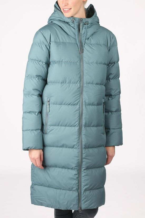 Jack Wolfskin Down Jacket Crystal Palace mid blue
