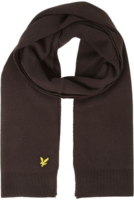 Lyle & Scott Scarf 2002-Sv911A black
