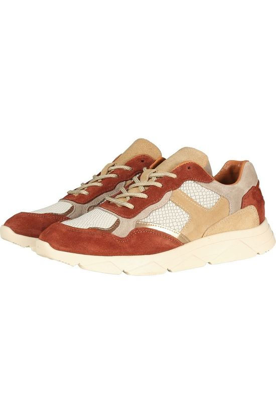 Tango Shoes Sneaker Kady rust/mid brown
