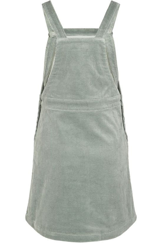 Petit Louie Dress Pinafore Corduroy light green