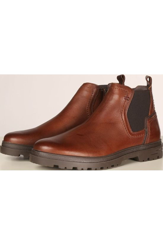 River Woods Boot Floyd Camel Brown