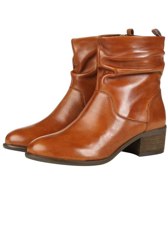 Steven New York Boot Dustin Camel Brown