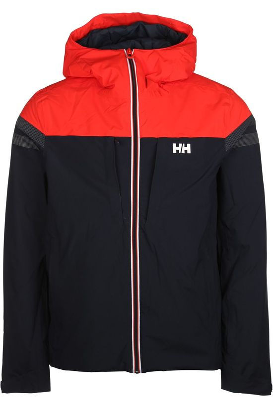 Helly Hansen Coat Gravitation Navy Blue