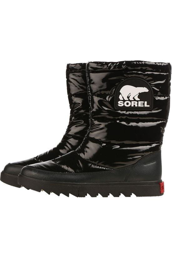 Sorel Après-Ski Laars Joan Of Arctic Next Lite Mid Puffy Zwart