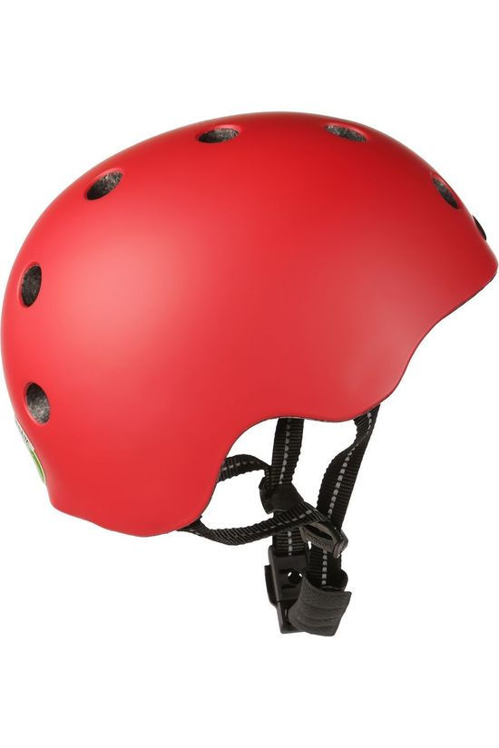 Melon Bicycle Helmet Uni XXS-S red