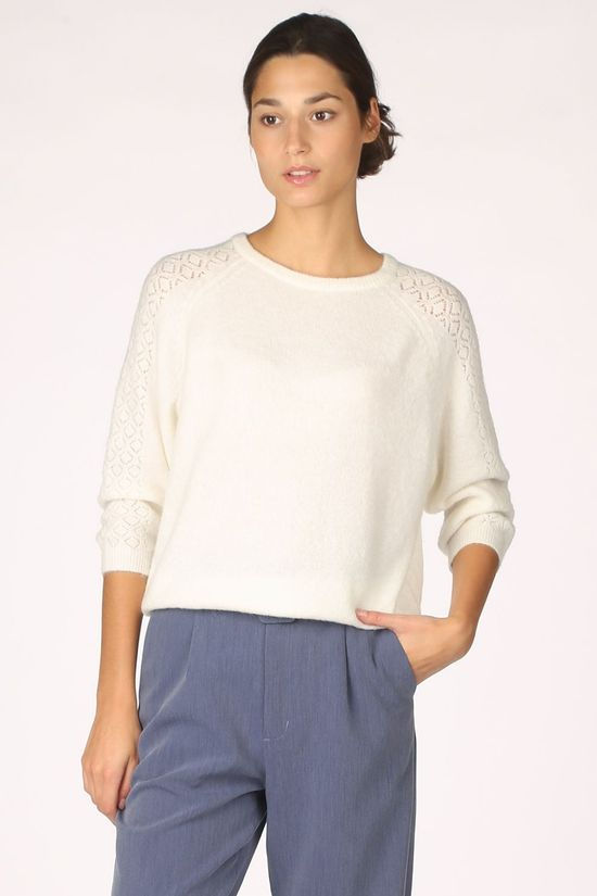 Orfeo Pullover Thibault off white