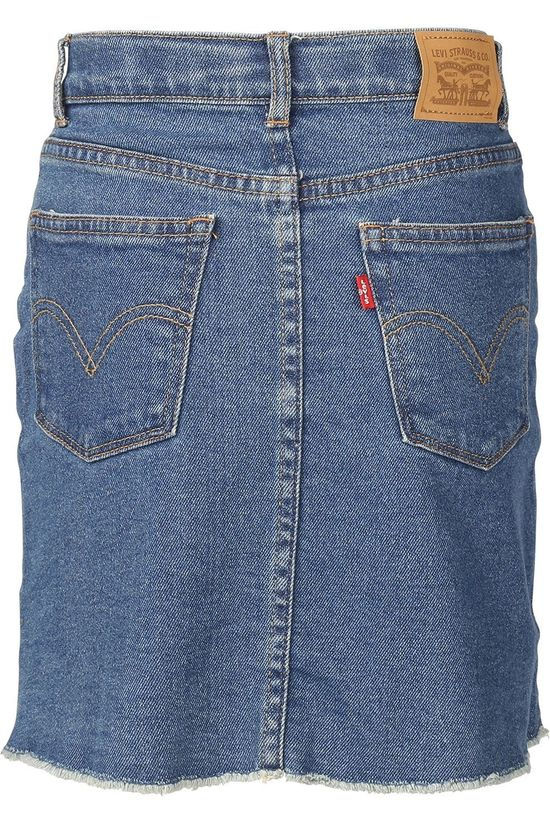 Levi's Kids Rok High Rise Denim / Jeans