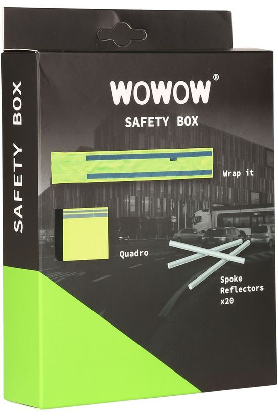 Wowow Hommes Safety Box Light Pas de couleur / Transparent
