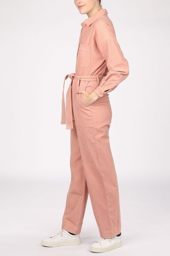 FRNCH Jumpsuit Middenroze