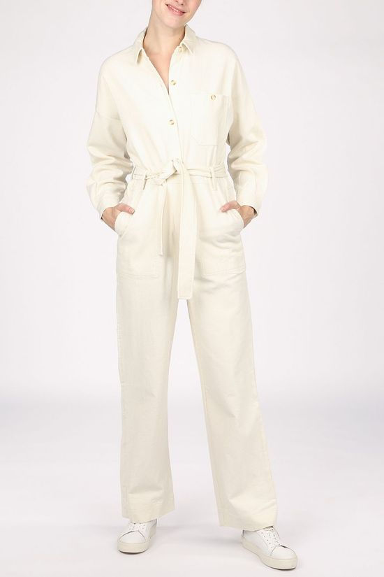 FRNCH Jumpsuit off white