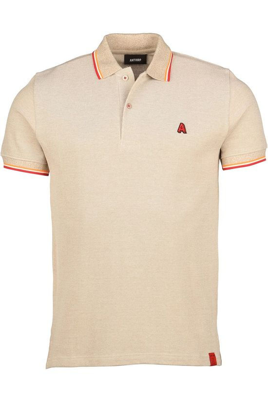 Antwrp Polo Bpo001-L031 Sand Brown