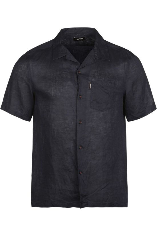 Antwrp Shirt Bsh012-C486 dark blue