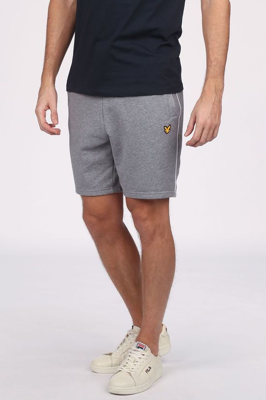 Lyle & Scott Trousers Sh1481 Light Grey Marle