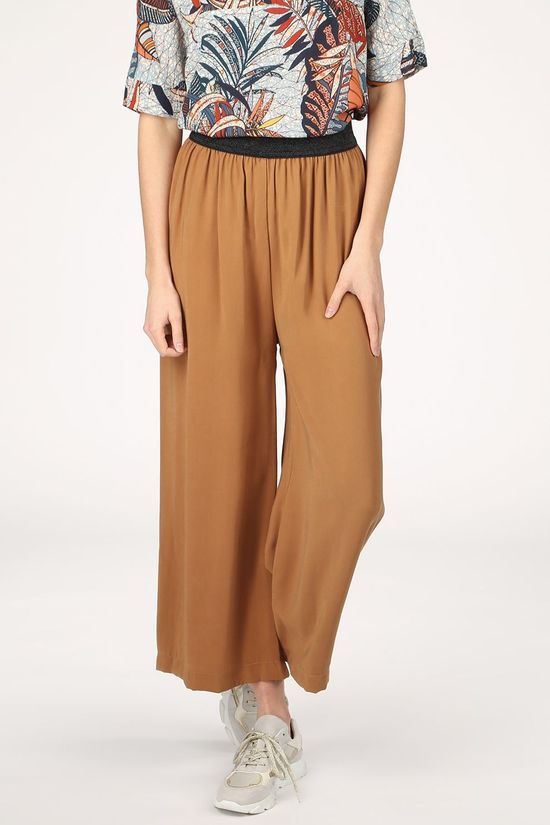 La Fée Maraboutée Trousers Maelle brown