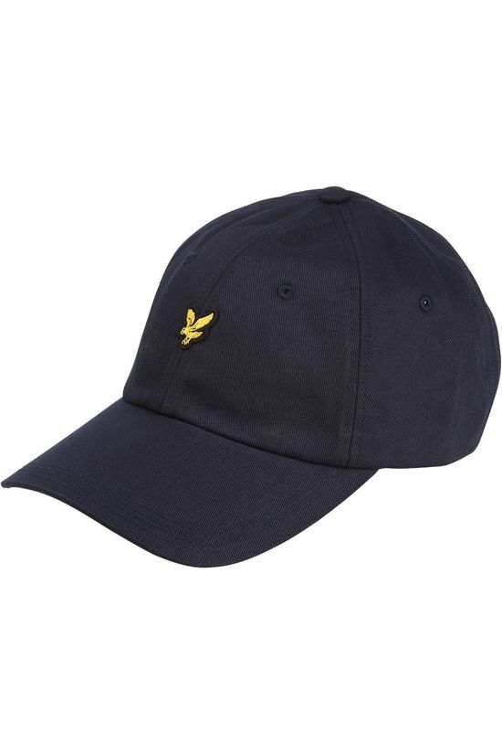 Lyle & Scott Pet Baseball Cap Donkerblauw