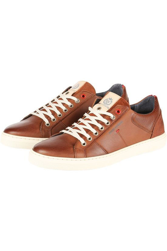 River Woods Sneaker  9068-A/763 mid brown