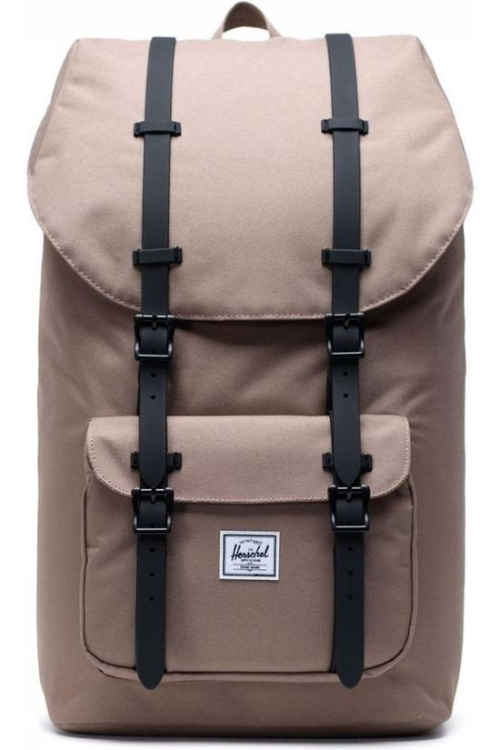 Herschel Supply Daypack Little America Classics Taupe