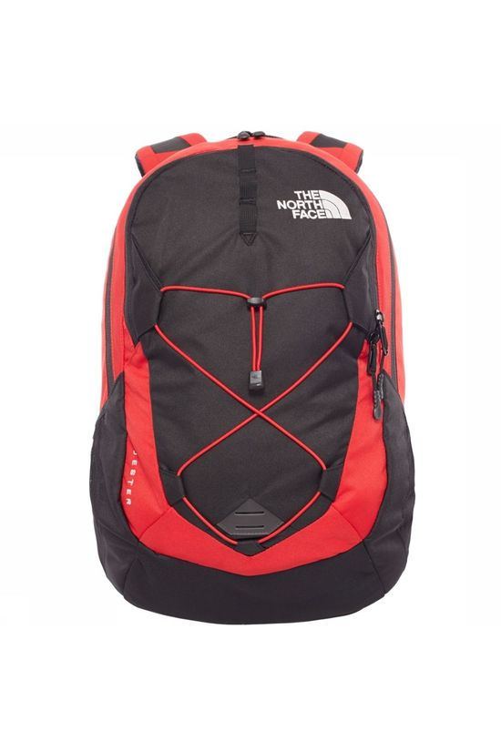 The North Face Daypack Jester black/mid red