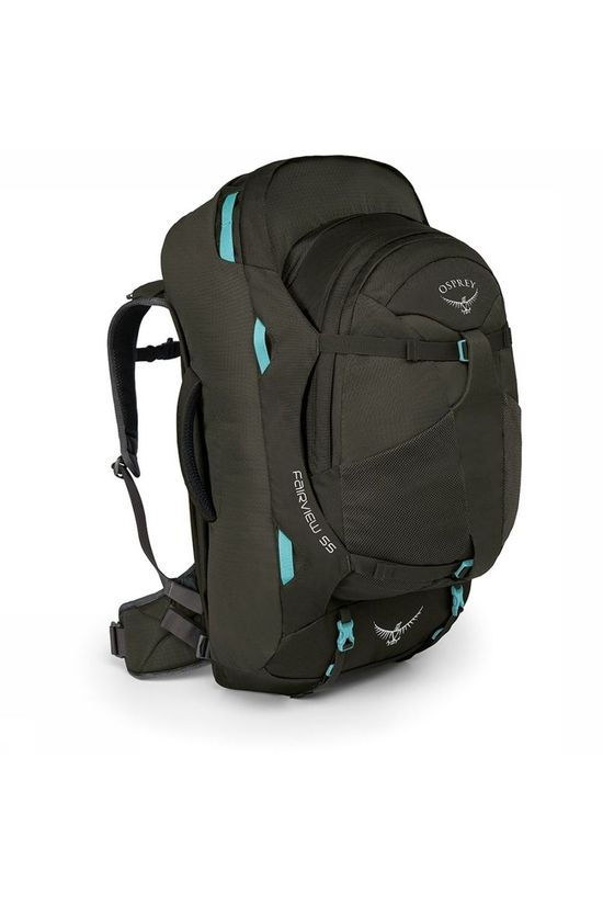 Osprey Daypack Fairview 55 dark grey