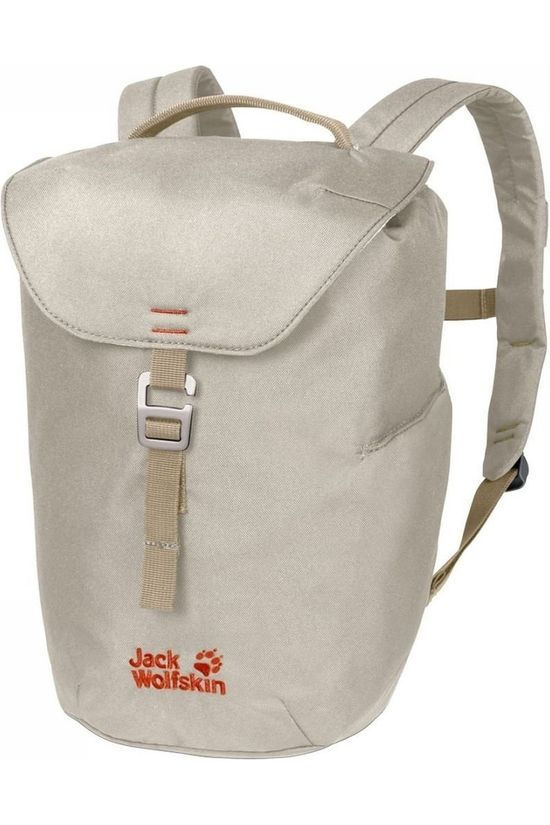 Jack Wolfskin Daypack Kado 14 Light Grey/Sand Brown