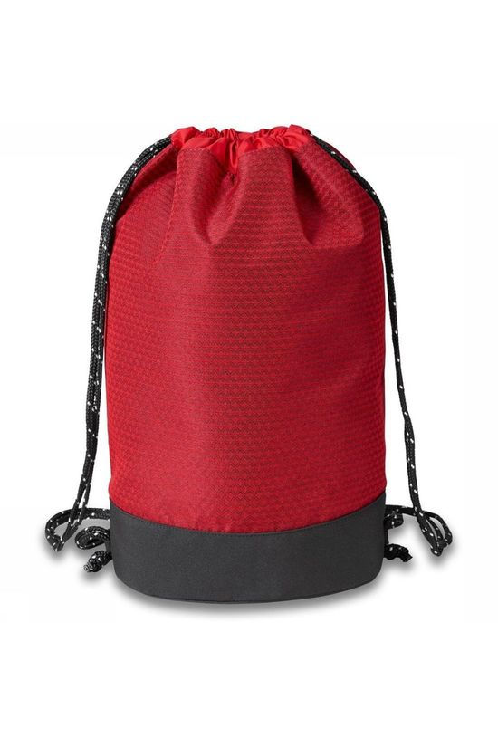 Dakine Daypack Cinch Pack 16L red/black