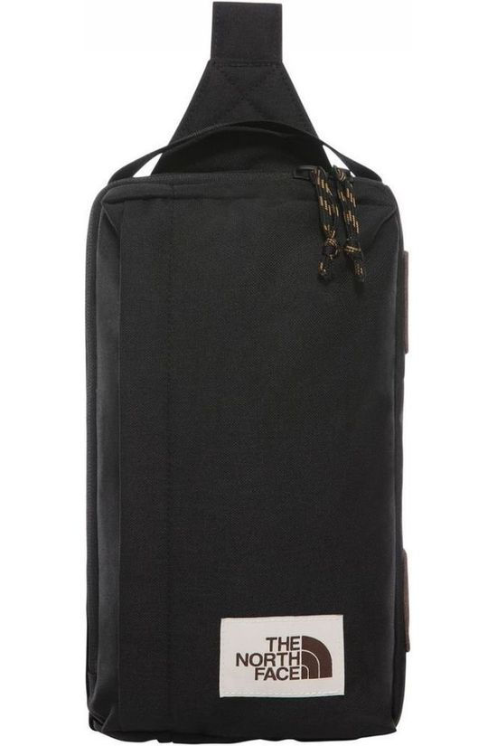 The North Face Daypack Field Bag black