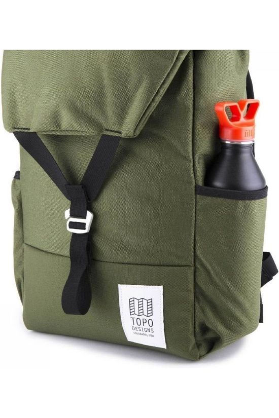 Topo Designs Daypack Y-Pack mid green
