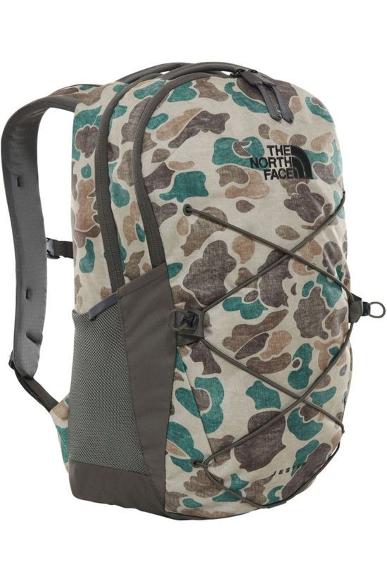 The North Face Daypack Jester 27.5L Mid Khaki/Ass. Camouflage