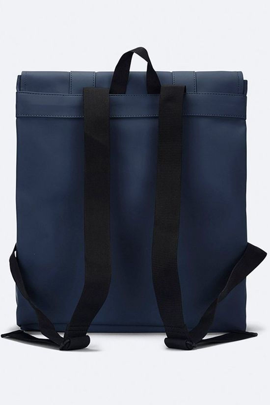 Rains Daypack MSN Bag mid blue