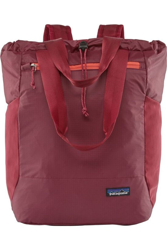 Patagonia Sac À Dos Ultralight Black Hole Tote Pack Rouge Foncé