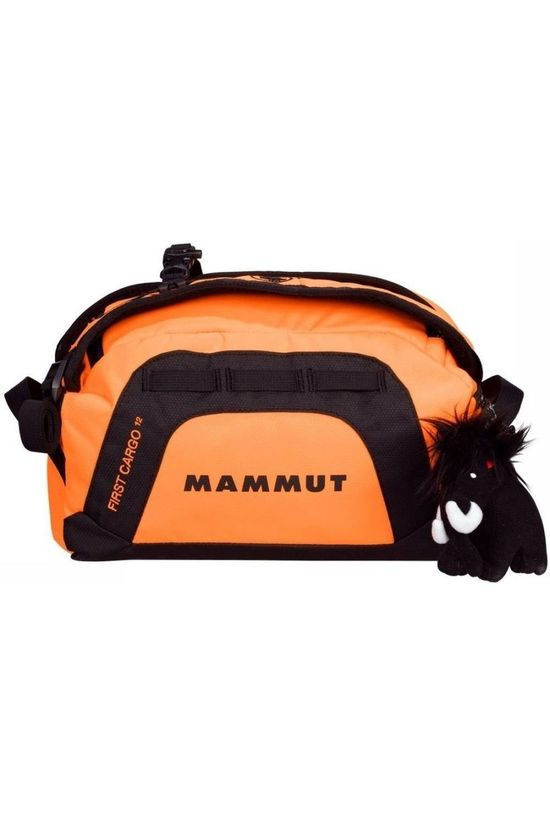 Mammut Sac À Dos First Cargo Orange/Noir
