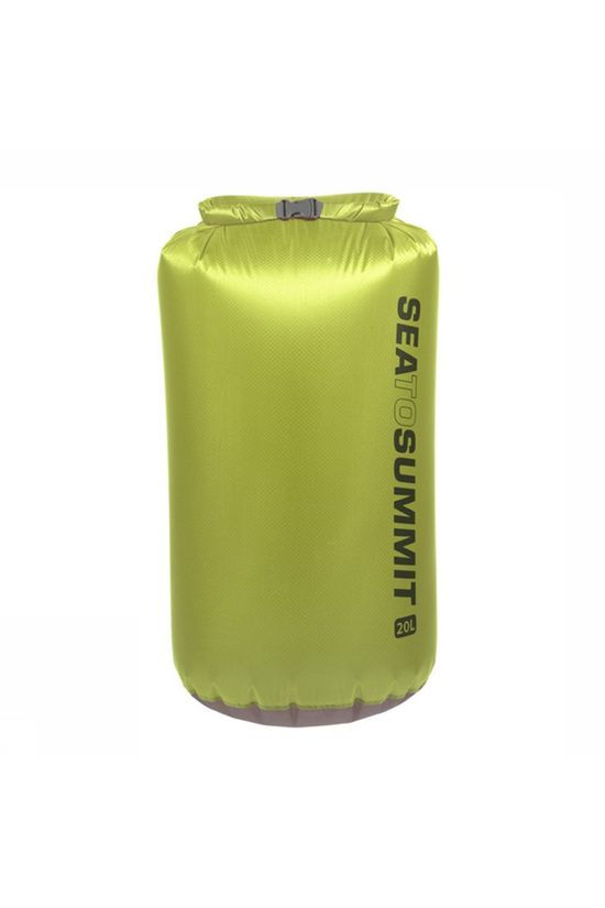Sea To Summit Waterproof Bag Sts Ultra Sil Dry Sacks M green