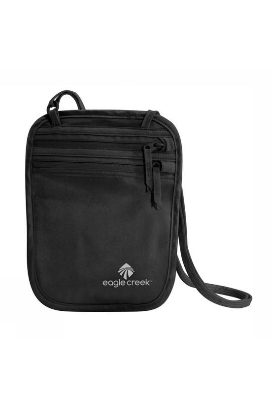 Eagle Creek Security Bag Uc Silk Neck Pouch Wallet black