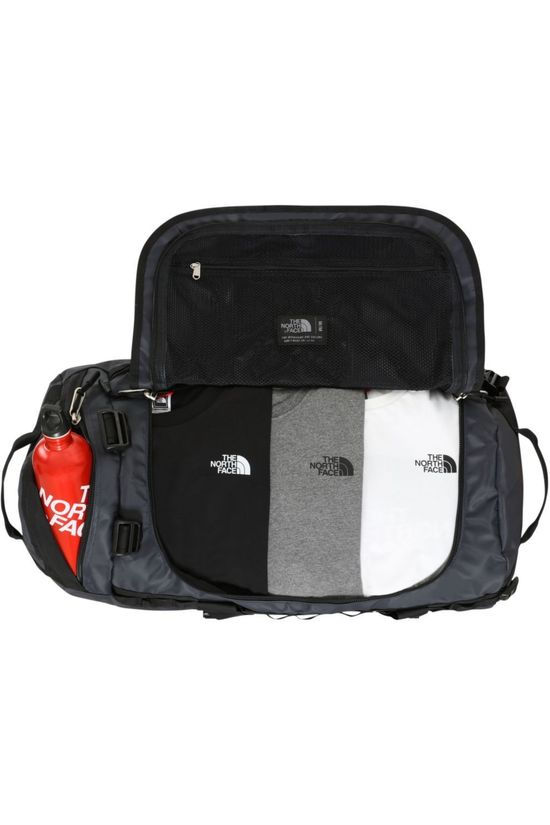The North Face Reistas Base Camp Duffel M/71L Donkerblauw/Zwart