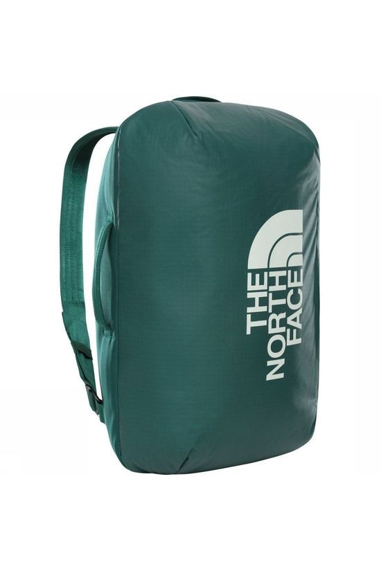 The North Face Travel Bag Stratoliner Duffel S dark green