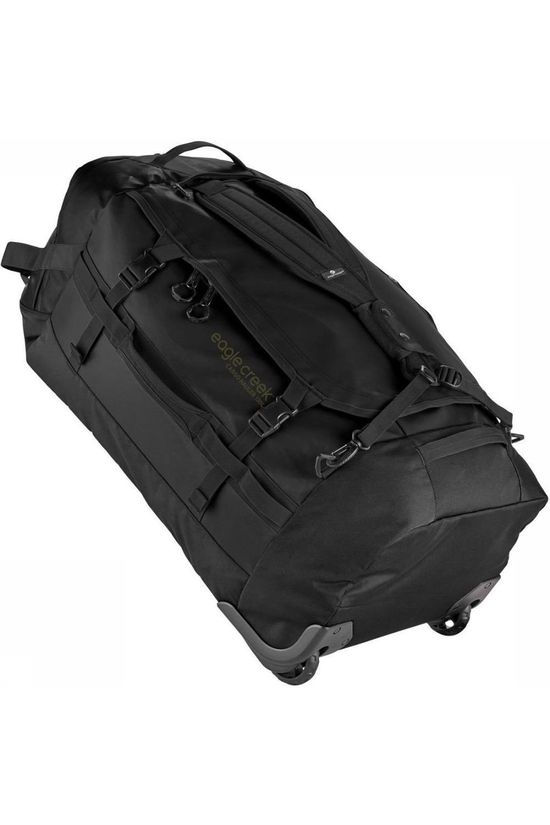 Eagle Creek Travel Bag Cargo Hauler Wheeled Duffel 130L black