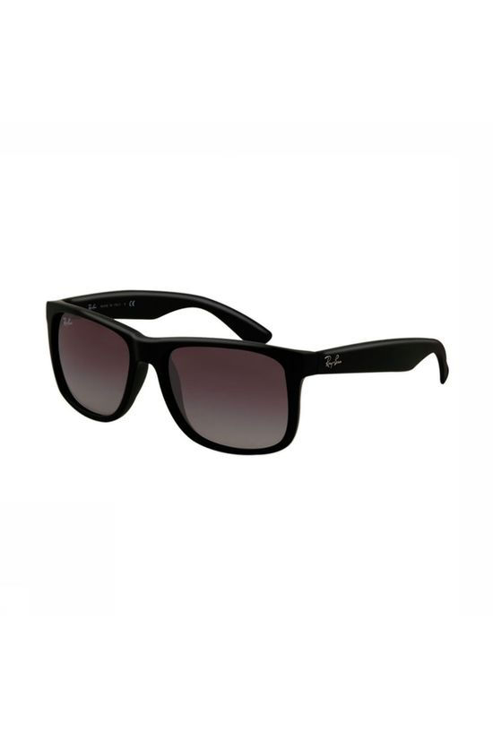 Ray-Ban Glasses Justin Classic black/mid grey