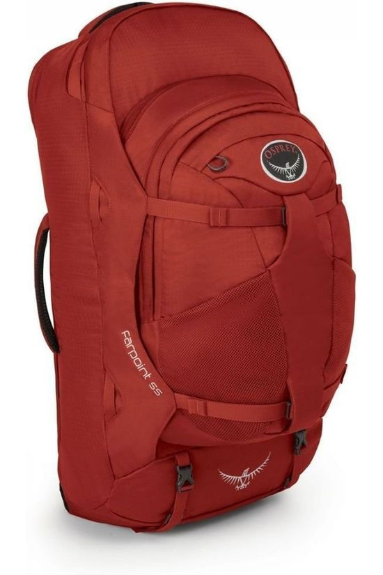 Osprey Travelpack Farpoint 55 Roest