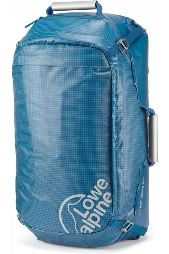 Lowe Alpine Travelpack At Kit Bag 60 Middenblauw/Lichtgrijs