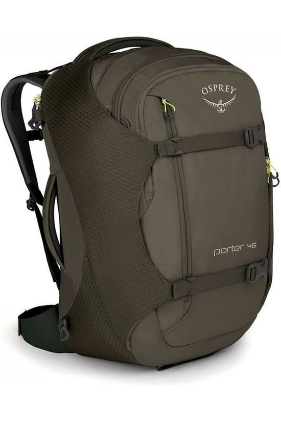 Osprey Travelpack Porter 46 dark grey