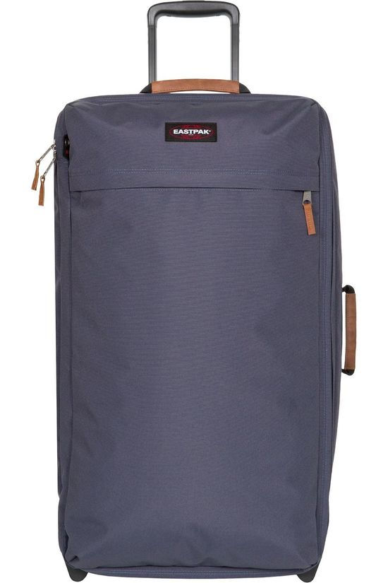 Eastpak Trolley Traf'ik Light L 75 Donkerblauw (Jeans)