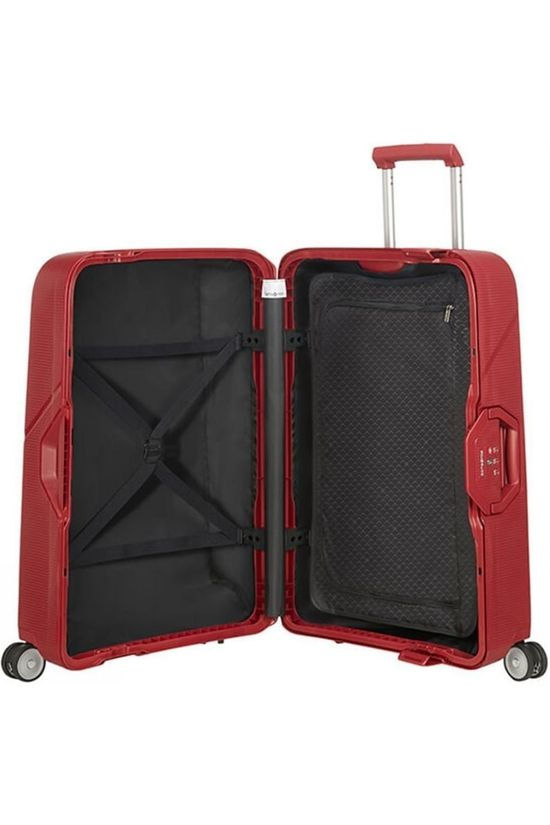 Samsonite Suitcase Magnum Spinner 75/28 rust