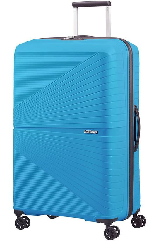 American Tourister Valise Airconic Spinner 77 Bleu Clair