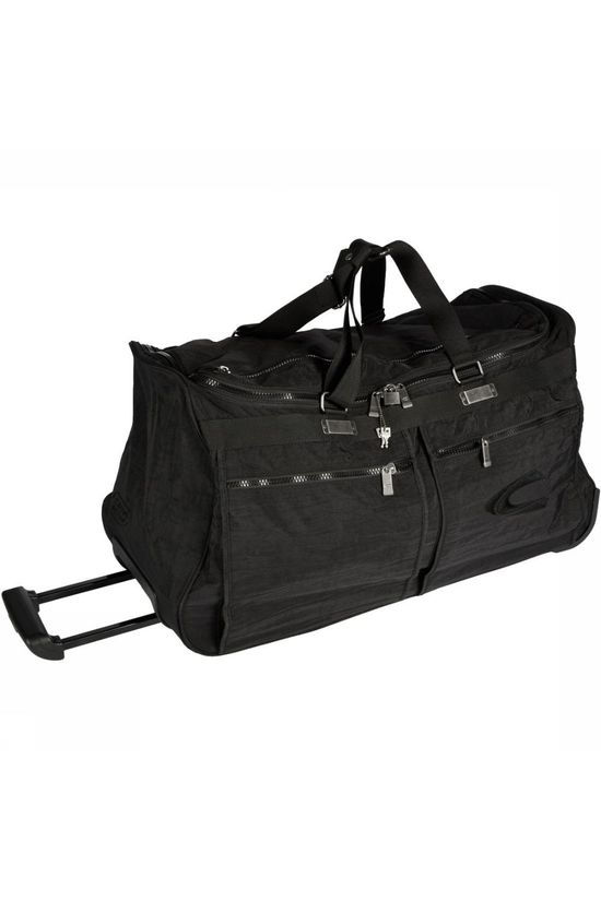 Camel Active Bags Valise Wheeled Travel Bag Journey Noir